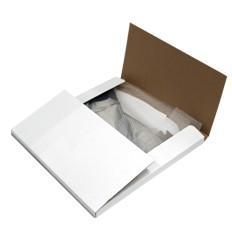 shipping cardboard cutout