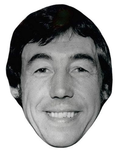 Gordon Banks Celebrity Maske aus Karton