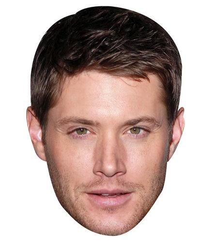 Jensen Ackles Maske aus Karton