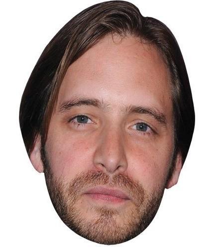 Aaron Stanford Celebrity Maske aus Karton