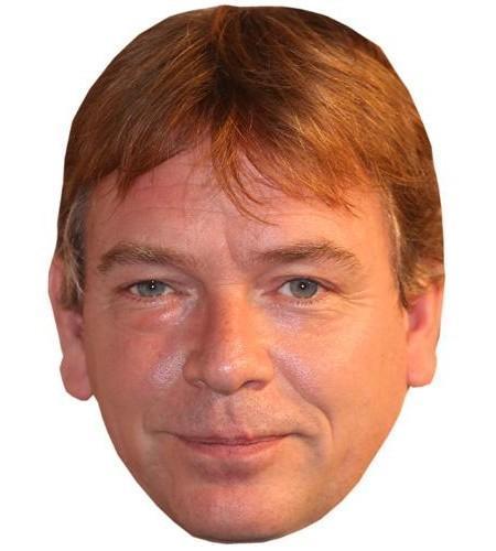 Adam Woodyatt Celebrity Maske aus Karton