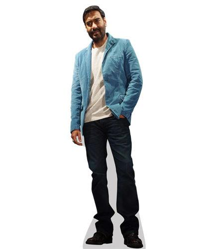 Ajay Devgan lebensgroßer Pappaufsteller