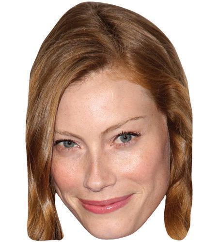 Alyssa Sutherland Celebrity Maske aus Karton