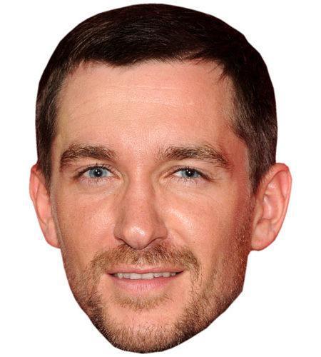 Anthony Quinlan Celebrity Maske aus Karton