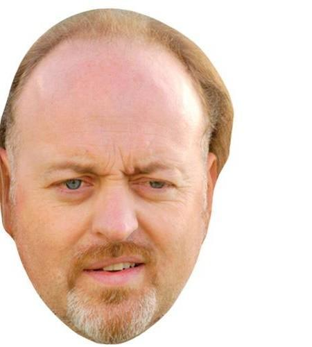 Bill Bailey Celebrity Maske aus Karton