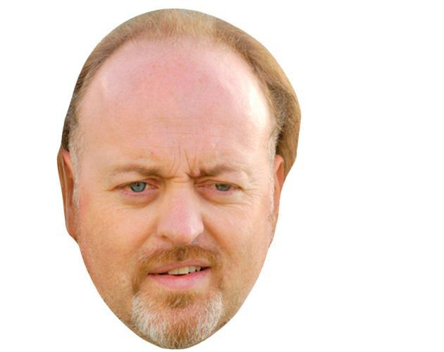 Bill Bailey Celebrity Maske aus Karton