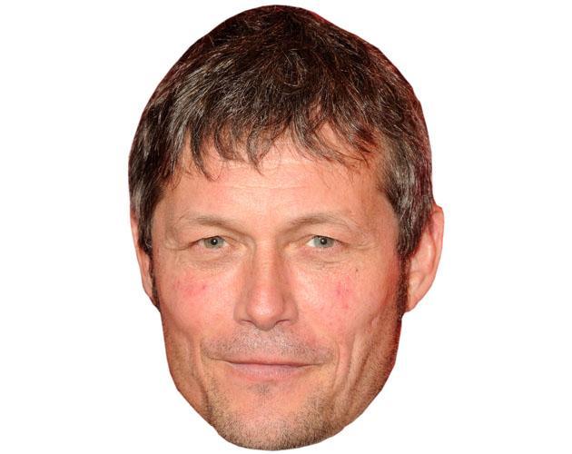 Bill Ward Celebrity Maske aus Karton