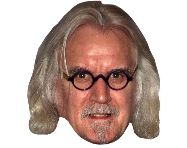 Billy Connolly Maske aus Karton