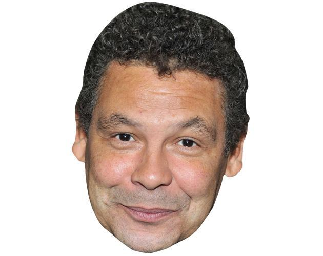 Craig Charles Celebrity Maske aus Karton