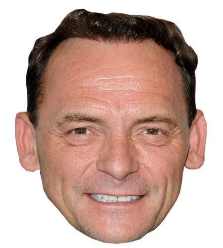 Perry Fenwick Maske aus Karton