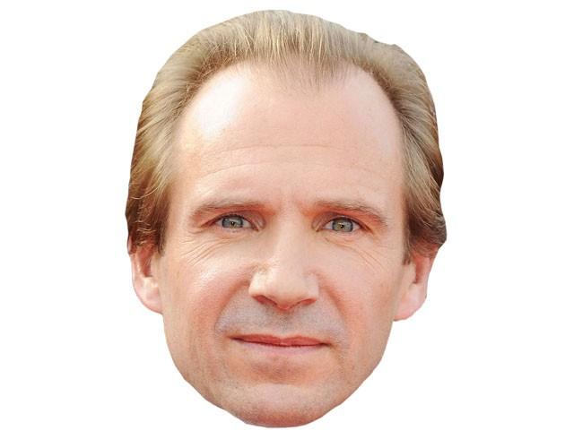 Ralph Fiennes Pappaufsteller lebensgross