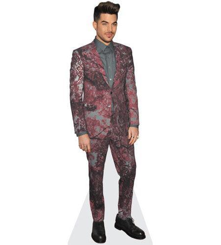 Adam Lambert (Floral Suit)