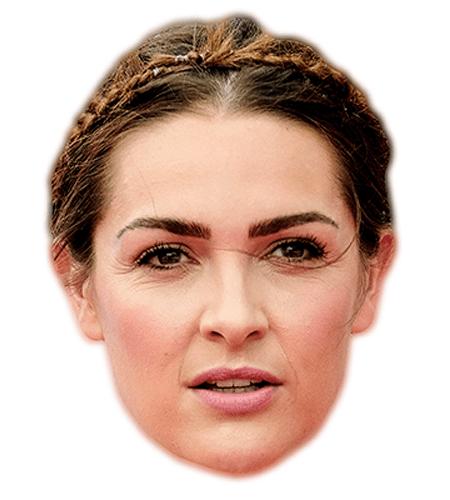 Anna Passey Celebrity Mask