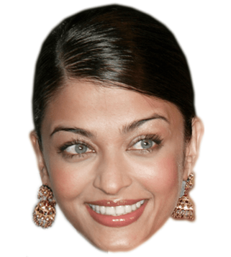 Aishwarya Rai Celebrity Mask