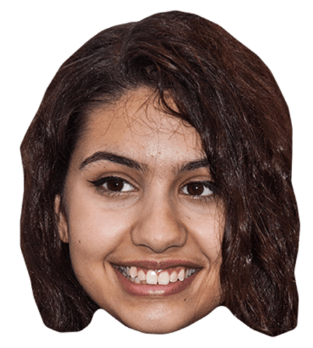 Alessia Cara Celebrity Mask