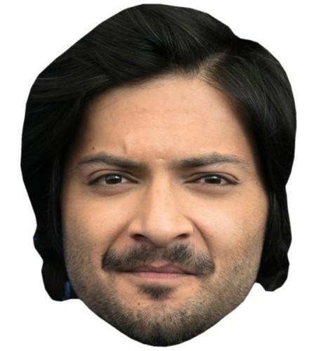Ali Fazal Celebrity Mask