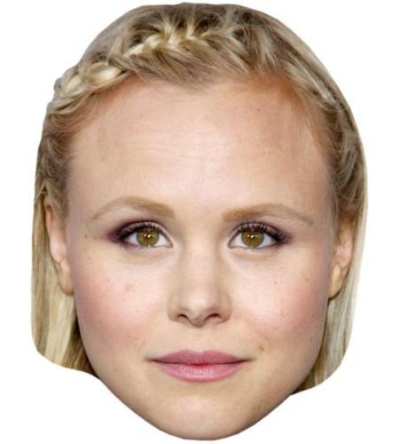 Alison Pill Celebrity Mask