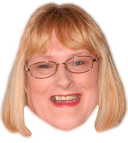 Annie Wallace Celebrity Mask
