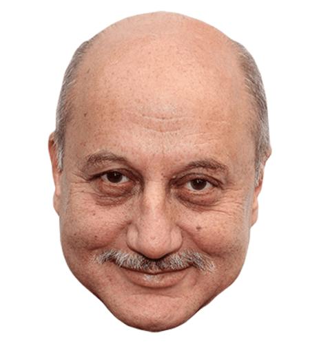 Anupam Kher Celebrity Mask