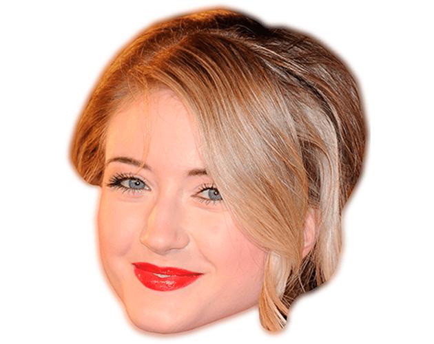 Ashley Slanina-Davies Celebrity Mask