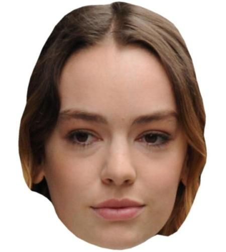 Brigette Lundy-Paine Celebrity Mask