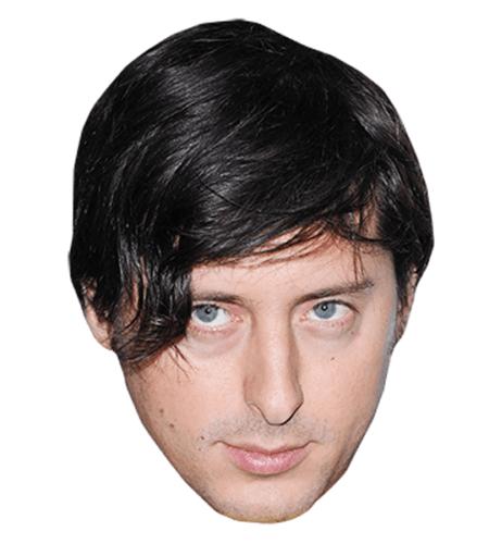 Carl Barat Celebrity Mask