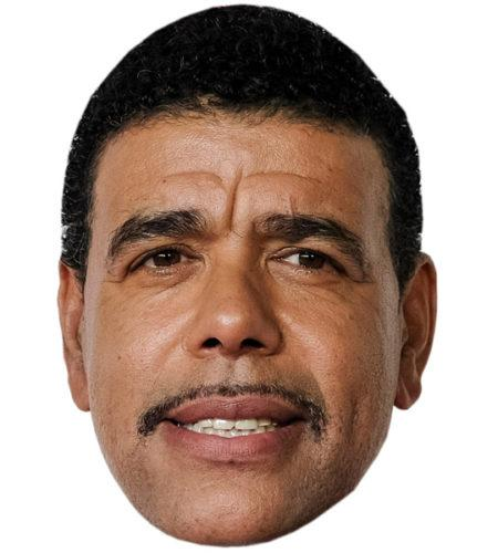 Chris Kamara Celebrity Mask