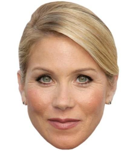 Christina Applegate Celebrity Mask