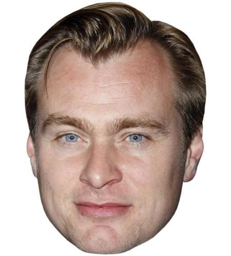 Christopher Nolan Celebrity Mask