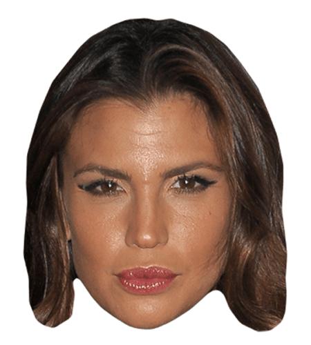 Claudia Galanti Celebrity Mask
