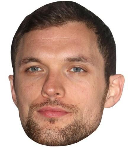 Ed Skrein Celebrity Mask