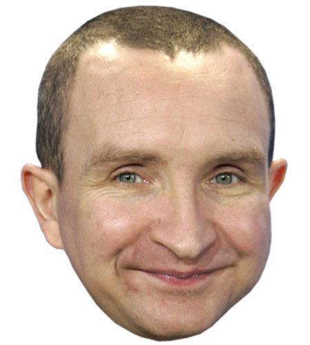 Eddie Marsan Celebrity Mask