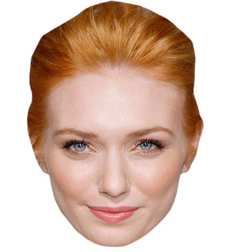 Eleanor Tomlinson Celebrity Mask