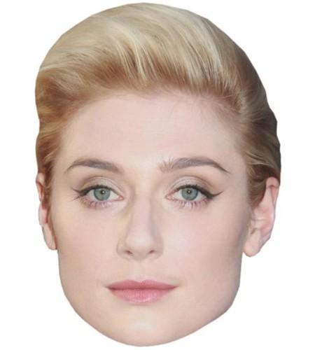 Elizabeth Debicki Celebrity Mask