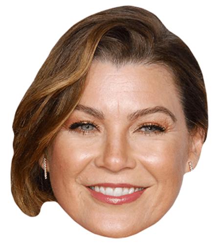 Ellen Pompeo Celebrity Mask