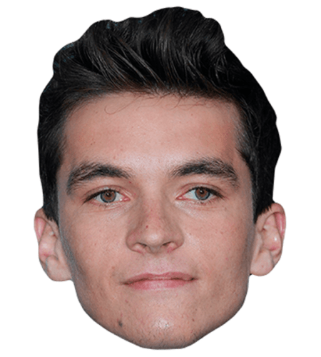 Fionn Whitehead Celebrity Mask