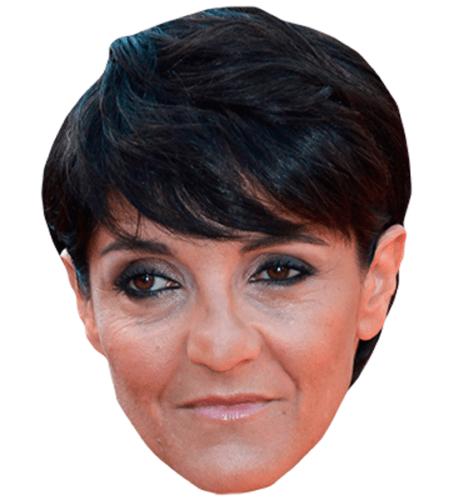 Florence Foresti Celebrity Mask