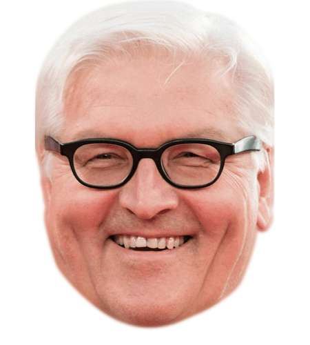 Frank-Walter Steinmeier Celebrity Mask