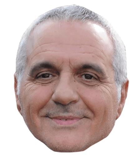Giorgio Panariello Celebrity Mask