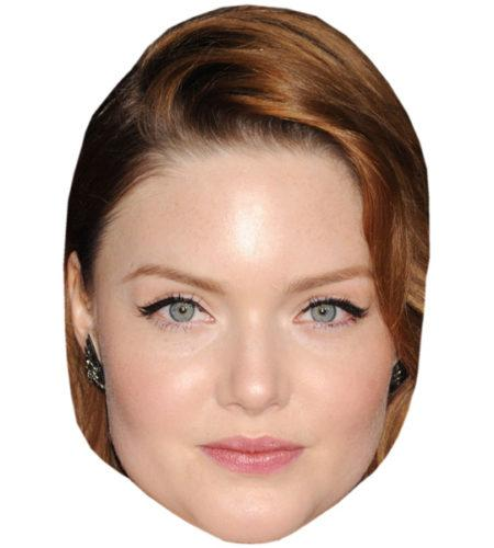 Holliday Grainger Celebrity Mask