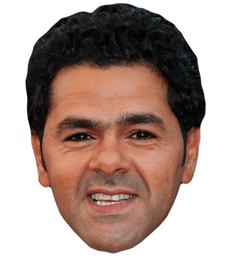 Jamel Debbouze Celebrity Mask
