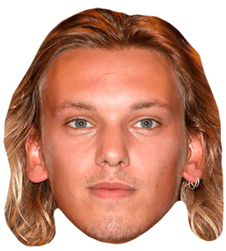 Jamie Campbell Bower Celebrity Mask