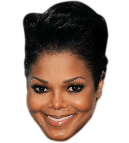 Janet Jackson Celebrity Mask