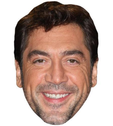 Javier Bardem Celebrity Mask