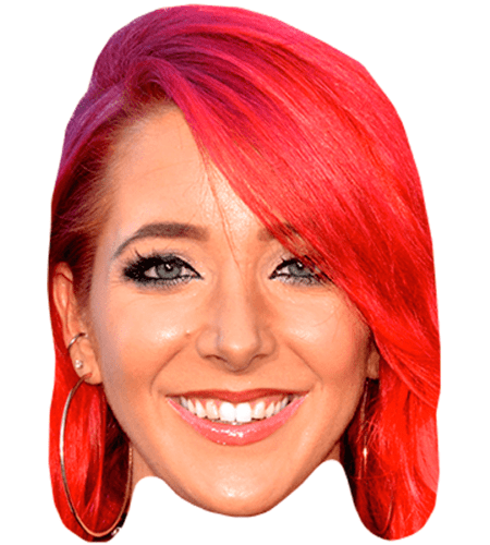 Jenna Marbles Celebrity Mask