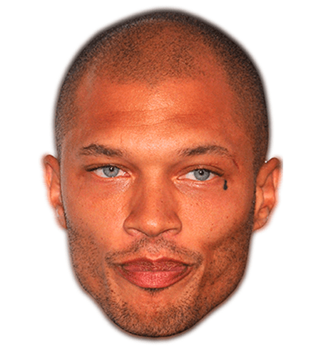 Jeremy Meeks Celebrity Mask