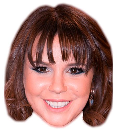 Jessica Fox Celebrity Mask