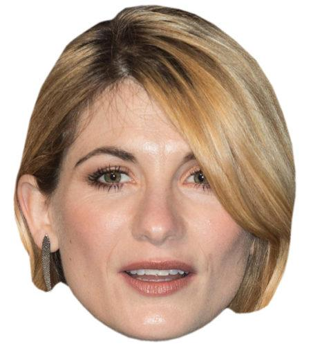 Jodie Whittaker Celebrity Mask