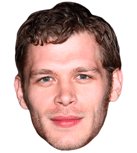Joseph Morgan Celebrity Mask
