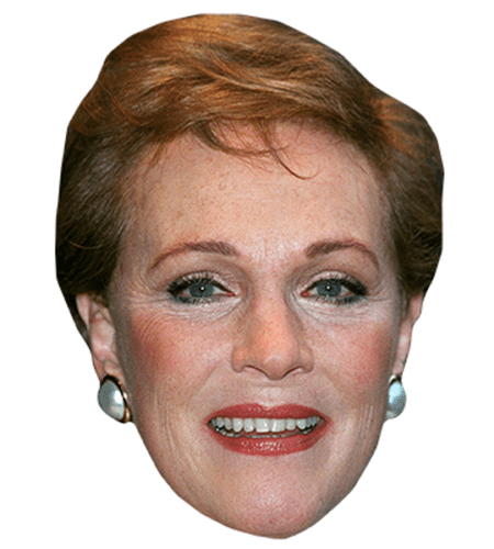 Julie Andrews Celebrity Mask